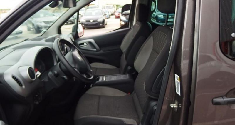 Peugeot Partner 1.6 BLUEHDI 120CH 7 PLACES Gris occasion à FONTAINE LES GRES - photo n°3