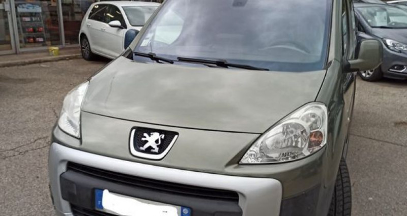 Peugeot Partner 1.6 hdi 110 outdoor  occasion à TULLINS