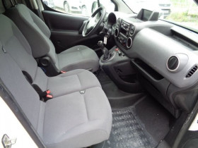 Peugeot Partner 120 L1 1.6 HDI 115 PACK CLIM NAV Blanc occasion à Aucamville - photo n°4