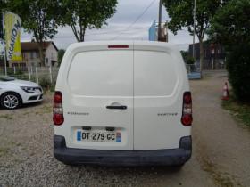 Peugeot Partner 120 L1 1.6 HDI 115 PACK CLIM NAV Blanc occasion à Aucamville - photo n°7