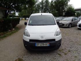 Peugeot Partner 120 L1 1.6 HDI 115 PACK CLIM NAV Blanc occasion à Aucamville - photo n°2