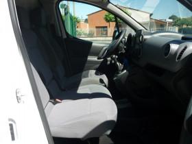 Peugeot Partner 120 L1 1.6 HDI 90 PACK CLIM Blanc occasion à Toulouse - photo n°8
