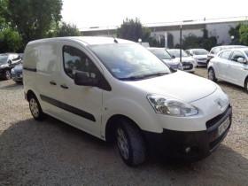 Peugeot Partner 120 L1 1.6 HDI FAP 90 PACK CD CLIM NAV Blanc occasion à Aucamville - photo n°3