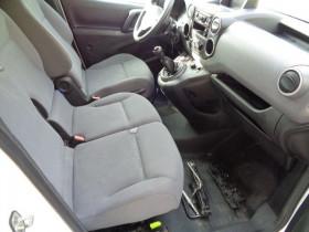 Peugeot Partner 120 L1 1.6 HDI FAP 90 PACK CD CLIM NAV Blanc occasion à Aucamville - photo n°4