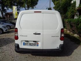 Peugeot Partner 120 L1 1.6 HDI FAP 90 PACK CD CLIM NAV Blanc occasion à Aucamville - photo n°7