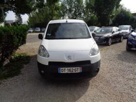 Peugeot Partner 120 L1 1.6 HDI FAP 90 PACK CD CLIM NAV Blanc occasion à Aucamville - photo n°2