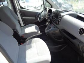Peugeot Partner 121 L2 1.6 HDI 90 CABINE APPROFONDIE CONFORT Blanc occasion à Aucamville - photo n°4
