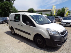 Peugeot Partner 121 L2 1.6 HDI 90 CABINE APPROFONDIE CONFORT Blanc occasion à Aucamville - photo n°3