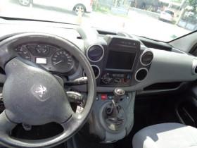 Peugeot Partner 121 L2 1.6 HDI 90 CABINE APPROFONDIE CONFORT Blanc occasion à Aucamville - photo n°8