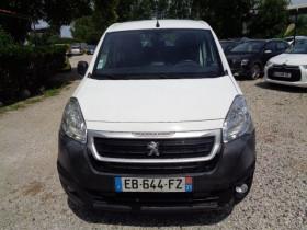 Peugeot Partner 121 L2 1.6 HDI 90 CABINE APPROFONDIE CONFORT Blanc occasion à Aucamville - photo n°2