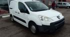 Peugeot Partner 121 L2 HDI90 PACK CD CLIM Blanc à FONTAINE LES GRES 10