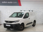 Peugeot Partner FOURGON LONG 950 KG BLUEHDI 100 S&S BVM5 PRO Blanc à BAYONNE 64