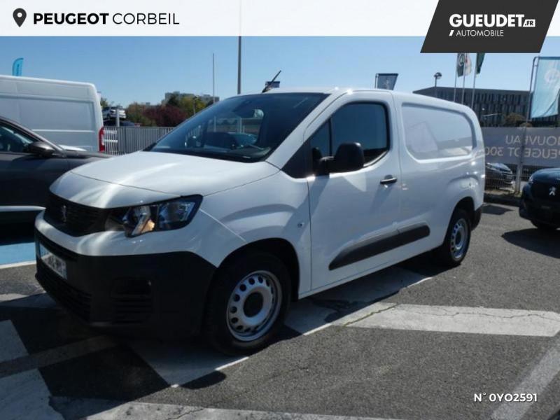 Peugeot Partner Long 950kg BlueHDi 130ch S&S Premium  occasion à Corbeil-Essonnes
