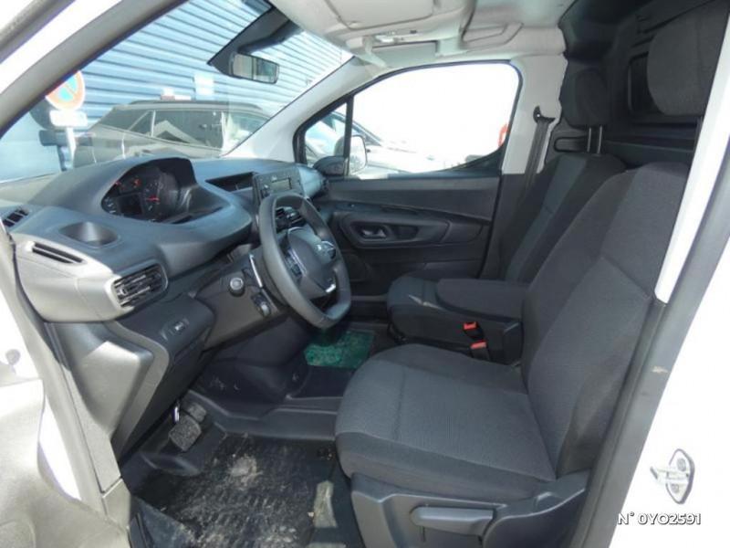 Peugeot Partner Long 950kg BlueHDi 130ch S&S Premium  occasion à Corbeil-Essonnes - photo n°8