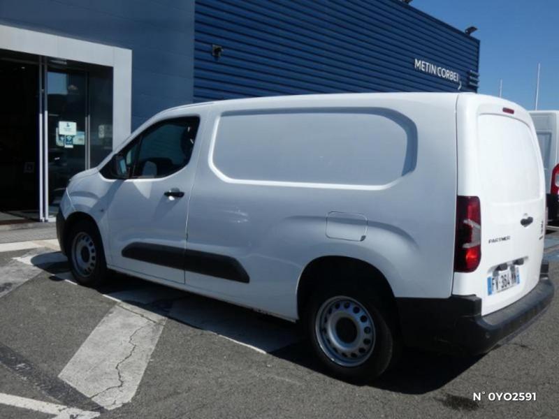 Peugeot Partner Long 950kg BlueHDi 130ch S&S Premium  occasion à Corbeil-Essonnes - photo n°5