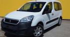 Peugeot Partner Tepee 1.6 VTi 98ch BVM5 Access - 5P Blanc 2016 - annonce de voiture en vente sur Auto Sélection.com