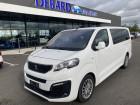 Peugeot Traveller 2.0 BLUEHDI 180CH S&S LONG ACTIVE EAT8 Blanc à Campsas 82