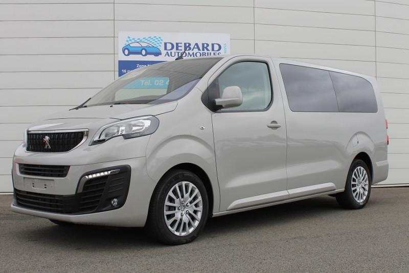 Peugeot Traveller 2.0 BLUEHDI 180CH S&S LONG BUSINESS  EAT8 144G  occasion à Saint-Saturnin