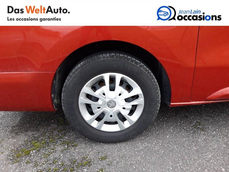 Peugeot Traveller Traveller Long BlueHDi 120ch S&S BVM6 Business 4p Orange occasion à Chatuzange-le-Goubet - photo n°9