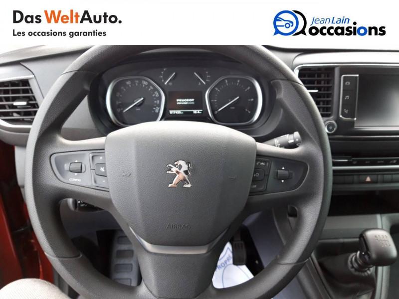 Peugeot Traveller Traveller Long BlueHDi 120ch S&S BVM6 Business 4p Orange occasion à Chatuzange-le-Goubet - photo n°12