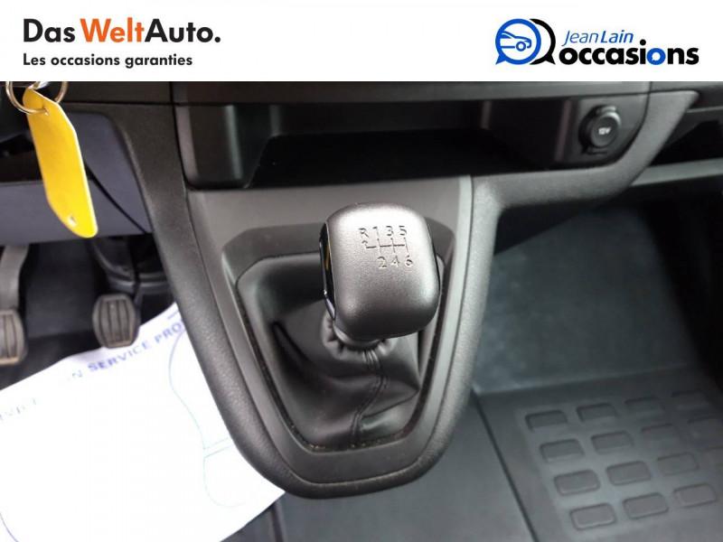 Peugeot Traveller Traveller Long BlueHDi 120ch S&S BVM6 Business 4p Orange occasion à Chatuzange-le-Goubet - photo n°13