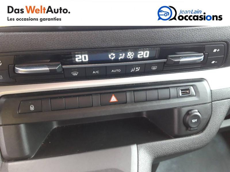 Peugeot Traveller Traveller Long BlueHDi 120ch S&S BVM6 Business 4p Orange occasion à Chatuzange-le-Goubet - photo n°14