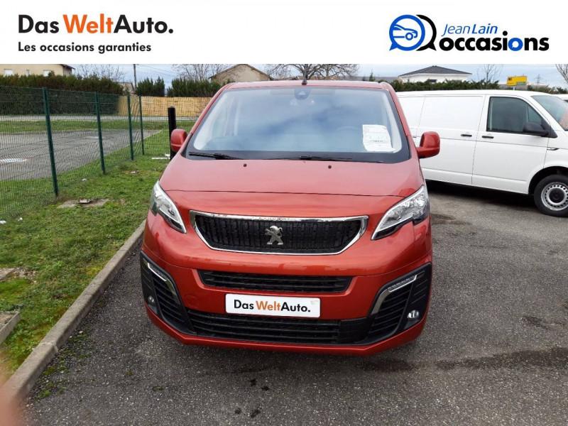 Peugeot Traveller Traveller Long BlueHDi 120ch S&S BVM6 Business 4p Orange occasion à Chatuzange-le-Goubet - photo n°2