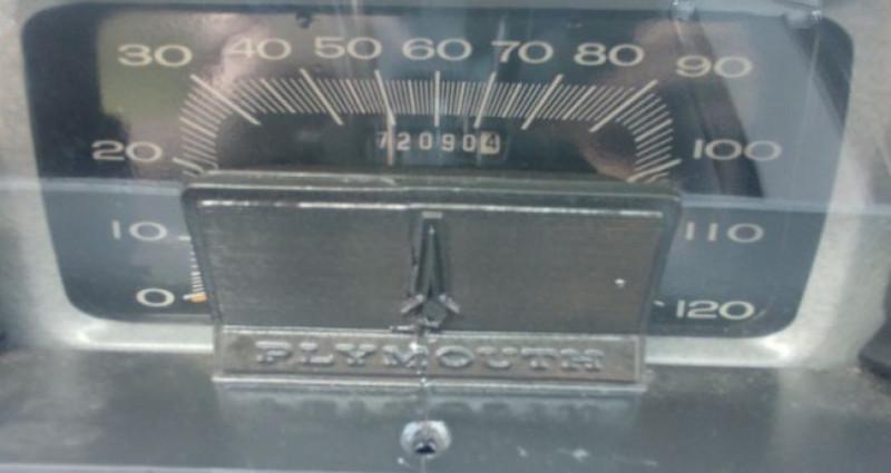 Plymouth Satellite V8 383 STROKER  occasion à Thiais - photo n°7