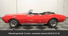 Pontiac Firebird 326 v8 1967 prix tout compris hors homologation 4500 ? Rouge à PONTAULT COMBAULT 77