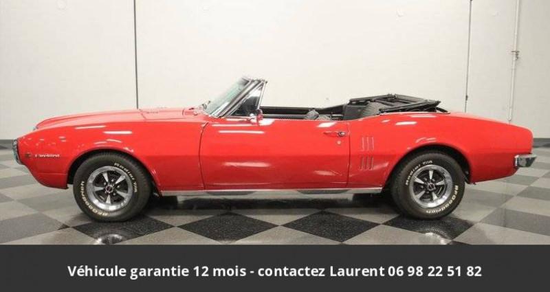 Pontiac Firebird 326 v8 1967 prix tout compris hors homologation 4500 ? Rouge occasion à PONTAULT COMBAULT
