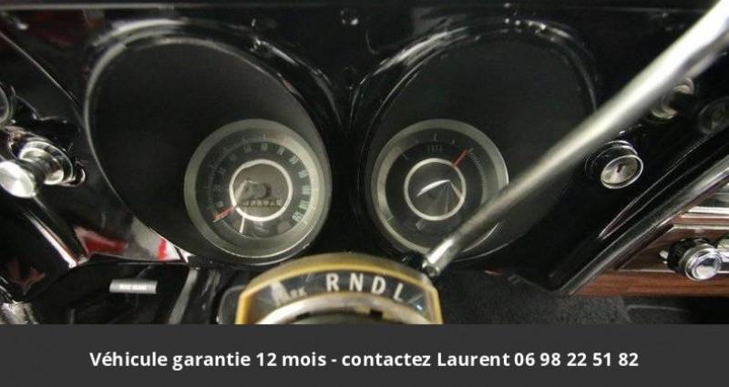 Pontiac Firebird 326 v8 1967 prix tout compris hors homologation 4500 ? Rouge occasion à PONTAULT COMBAULT - photo n°7