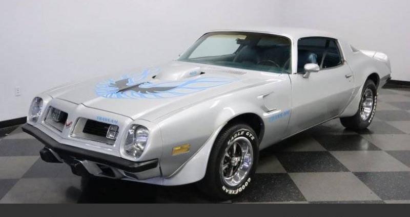Pontiac Firebird Trans am 1975 400 v8 prix tout compris Gris occasion à PONTAULT COMBAULT