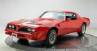 Pontiac Firebird Trans AM 1977 - V8 400Ci - Boite Auto Rouge à Villennes Sur Seine 78
