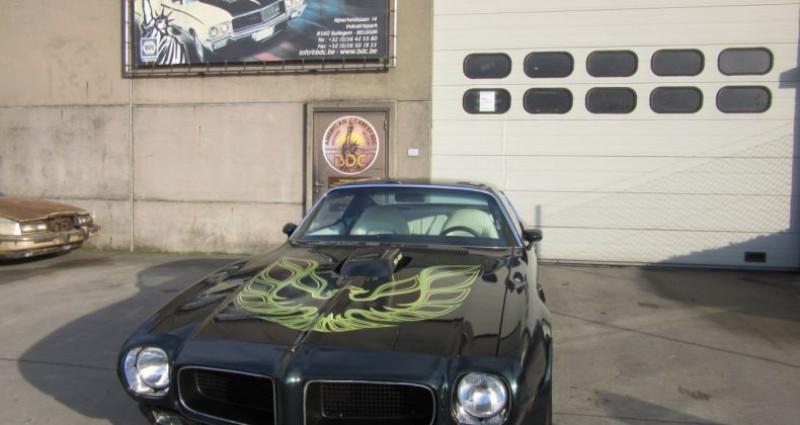 Pontiac Firebird Trans Am 455 Vert occasion à Gullegem
