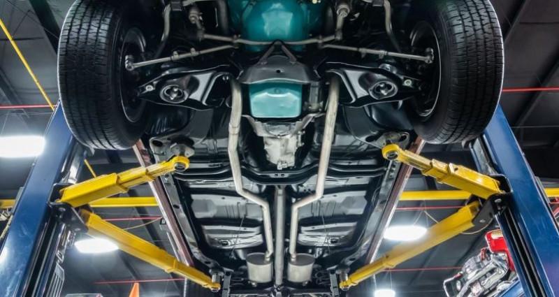Pontiac GTO 1965 - V8 389Ci - Boite Manuelle Rouge occasion à Villennes Sur Seine - photo n°5
