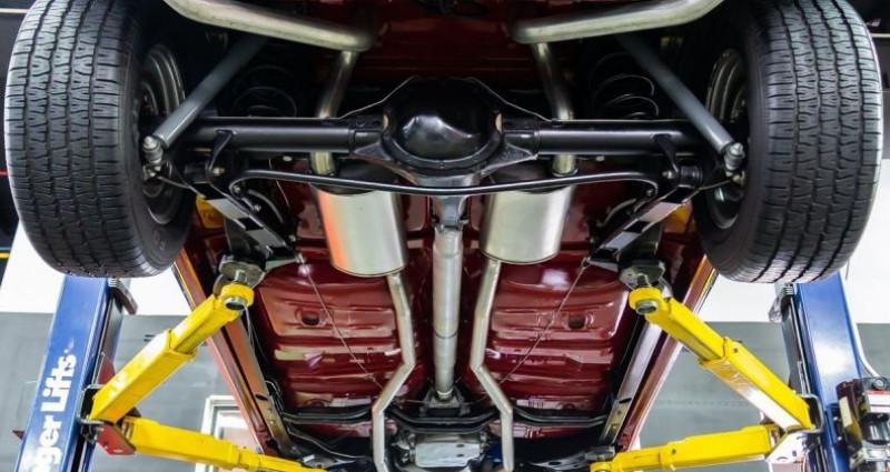 Pontiac GTO 1966 - V8 389Ci - Boite Auto Rouge occasion à Villennes Sur Seine - photo n°5