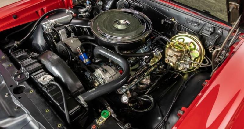 Pontiac GTO 1966 - V8 389Ci - Boite Auto Rouge occasion à Villennes Sur Seine - photo n°4