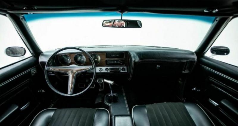 Pontiac GTO 1970 - V8 400Ci - Boite Manuelle Blanc occasion à Villennes Sur Seine - photo n°3