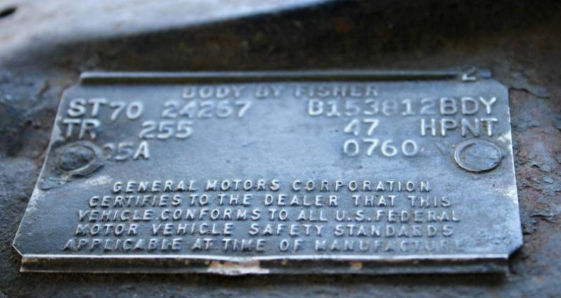 Pontiac GTO 8-cyl. 400cid/350hp 1970 prix tout compris  occasion à PONTAULT COMBAULT - photo n°2