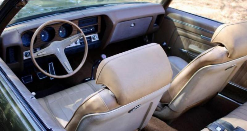 Pontiac GTO 8-cyl. 400cid/350hp 1970 prix tout compris  occasion à PONTAULT COMBAULT - photo n°3