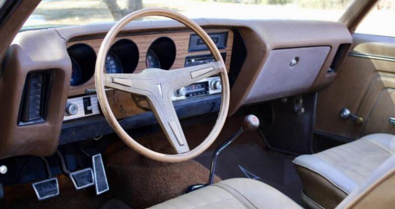 Pontiac GTO 8-cyl. 400cid/350hp 1970 prix tout compris  occasion à PONTAULT COMBAULT - photo n°4