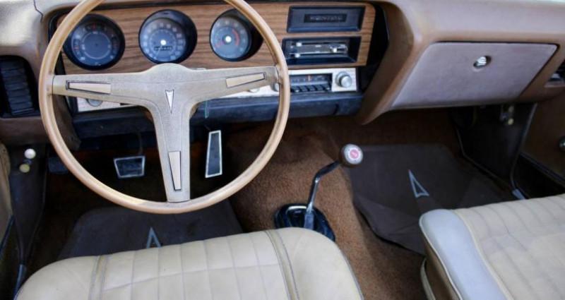 Pontiac GTO 8-cyl. 400cid/350hp 1970 prix tout compris  occasion à PONTAULT COMBAULT - photo n°5