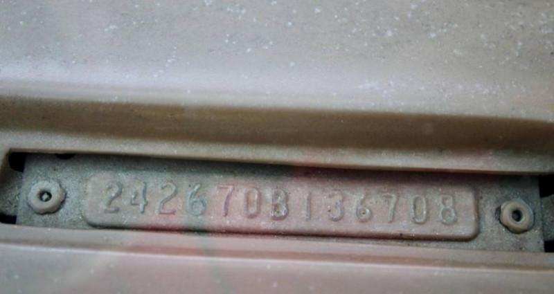Pontiac GTO 8-cyl. 400cid/350hp 1970 prix tout compris  occasion à PONTAULT COMBAULT - photo n°6