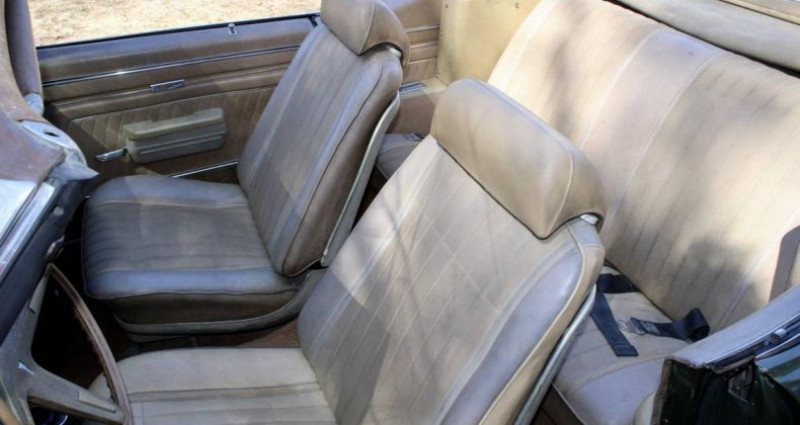 Pontiac GTO 8-cyl. 400cid/350hp 1970 prix tout compris  occasion à PONTAULT COMBAULT - photo n°7