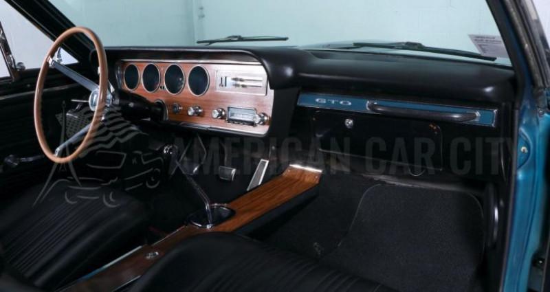 Pontiac GTO RARE 400 BOITE MECA 4 Violet occasion à Le Coudray-montceaux - photo n°7