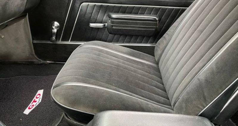 Pontiac GTO V8, gm 400 turbo transmission 1970 prix tout compris hors ho Marron occasion à PONTAULT COMBAULT - photo n°3