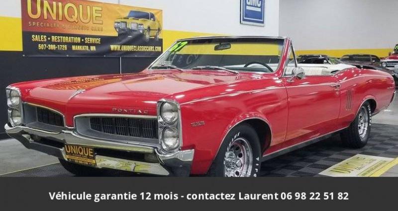 Pontiac LeMans Le mans 326 v8 1967 prix tout compris hors homologation 4500 Rouge occasion à PONTAULT COMBAULT