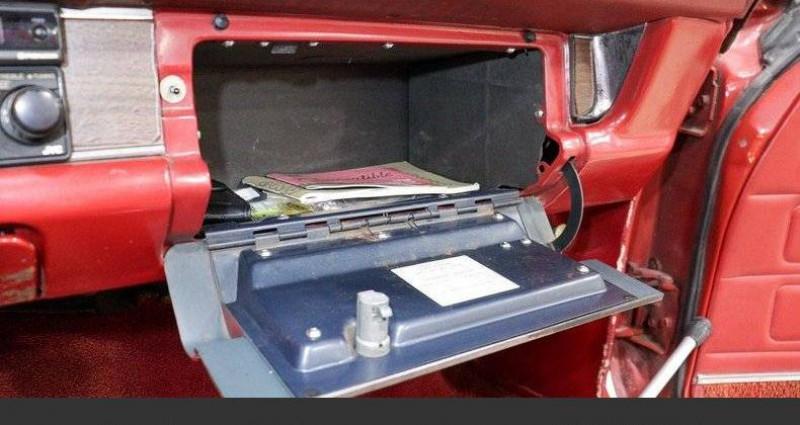 Pontiac LeMans Le mans 350 v8 1968 prix tout compris hors homologation 4500 Rouge occasion à PONTAULT COMBAULT - photo n°2