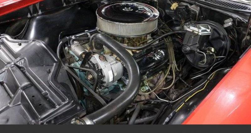 Pontiac LeMans Le mans 350 v8 1968 prix tout compris hors homologation 4500 Rouge occasion à PONTAULT COMBAULT - photo n°3