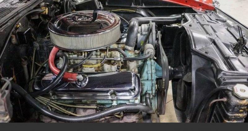 Pontiac LeMans Le mans 350 v8 1968 prix tout compris hors homologation 4500 Rouge occasion à PONTAULT COMBAULT - photo n°4